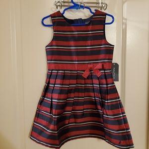NWT• Nautica  Little Girls Dress